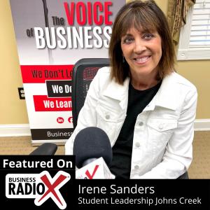 Irene Sanders, Student Leadership Johns Creek