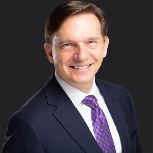 Steve Buisson With Executive Balance
